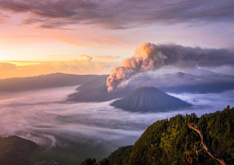 Co warto zobaczyć w Indonezji - Bromo - blog podróżniczy
