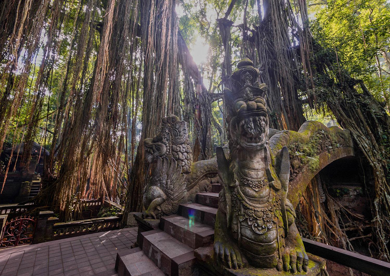 Co warto zobaczyć w Indonezji - Ubud - blog podróżniczy