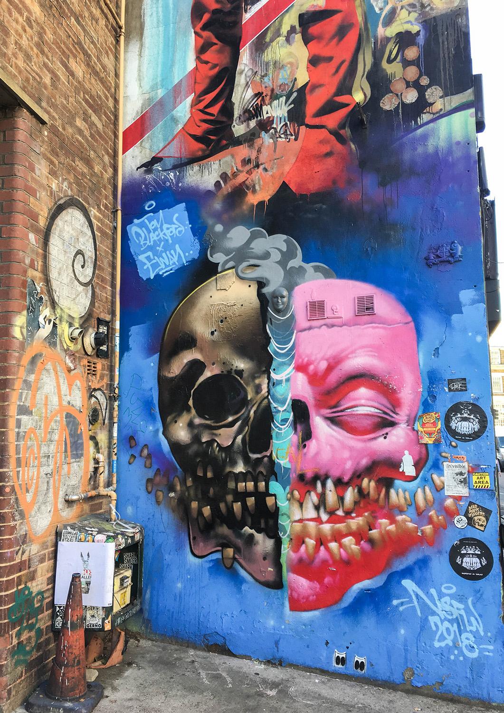 Shoreditch. Inne oblicze Londynu - blog podróżniczy