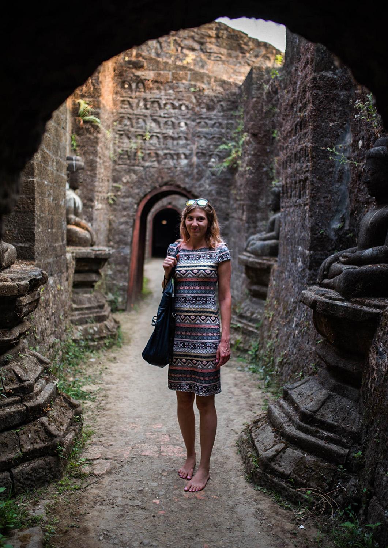 Mrauk-u. Świątynie na końcu świata