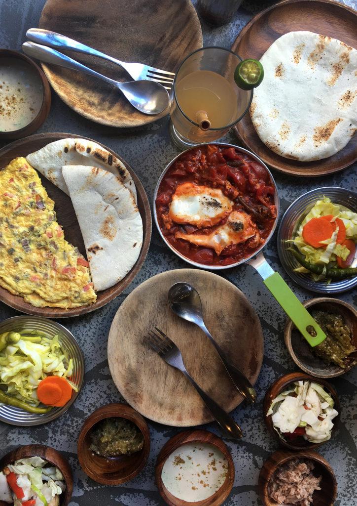 El Nido Filipiny - gdzie zjeść śniadanie