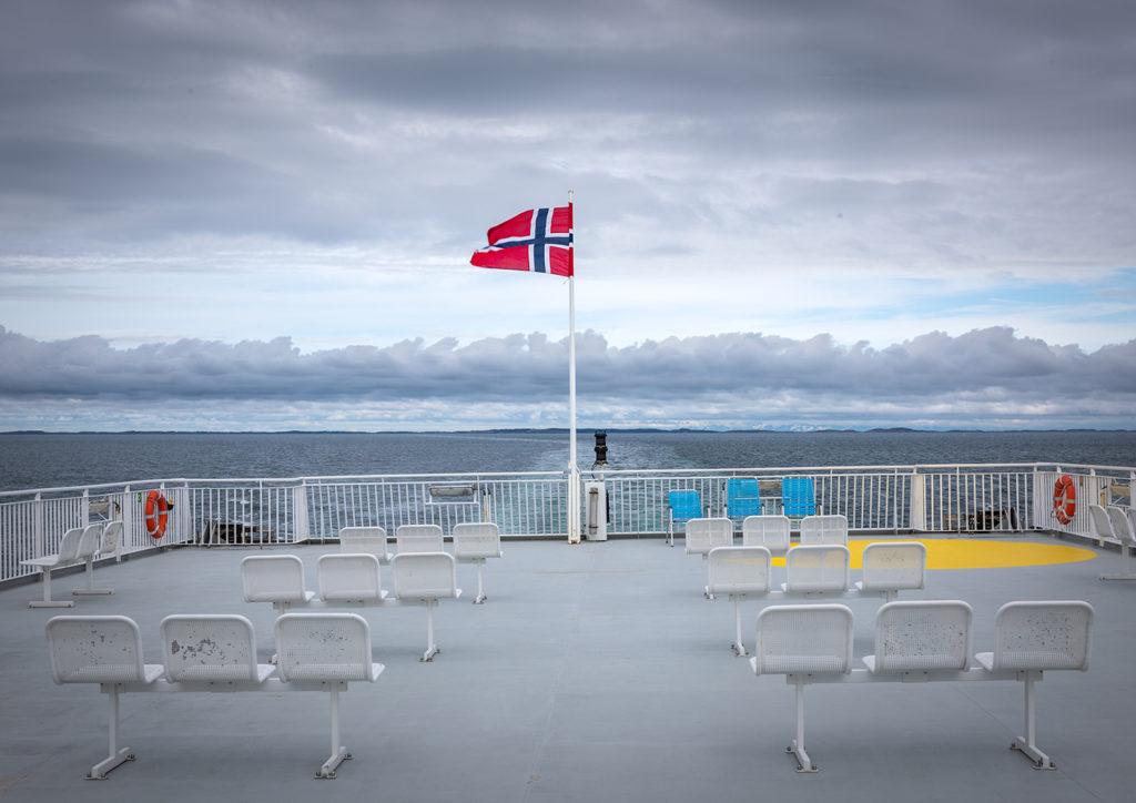prom do norwegii