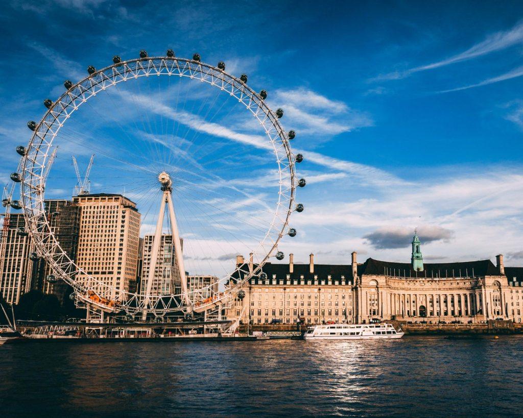 London Eye - Oko Londynu i Oceanarium