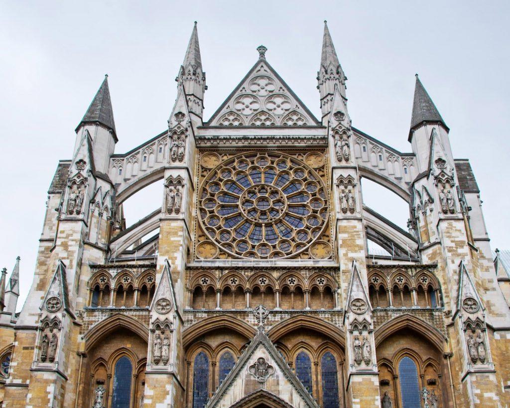 Westminster Abbey Londyn