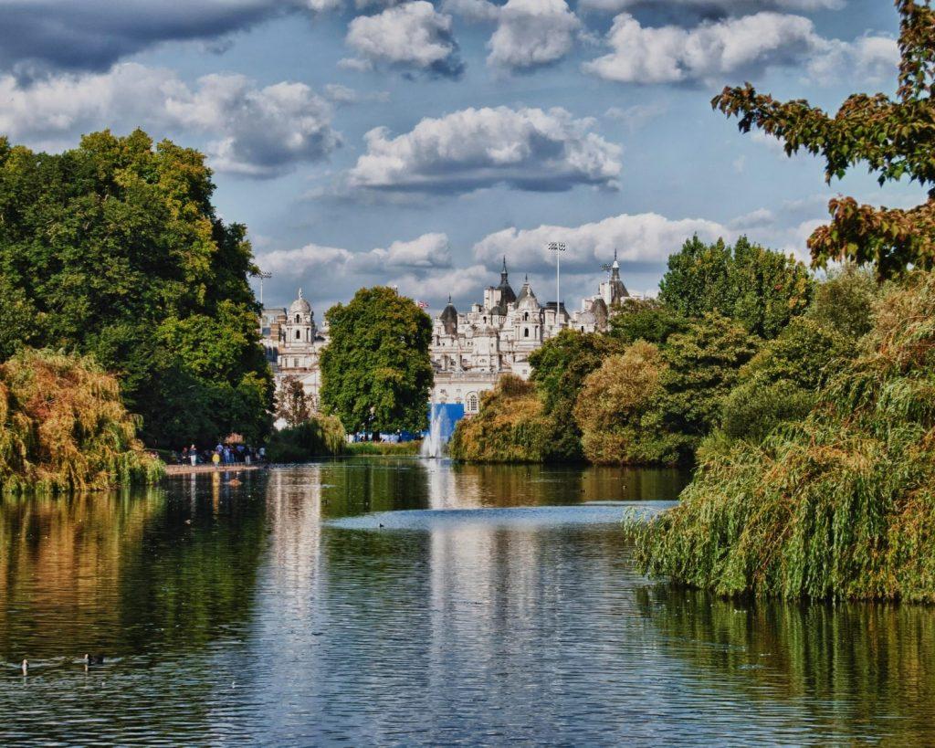 St. James's Park Londyn