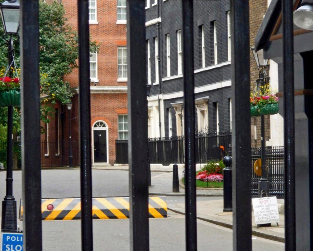 10 Downing Street Londyn