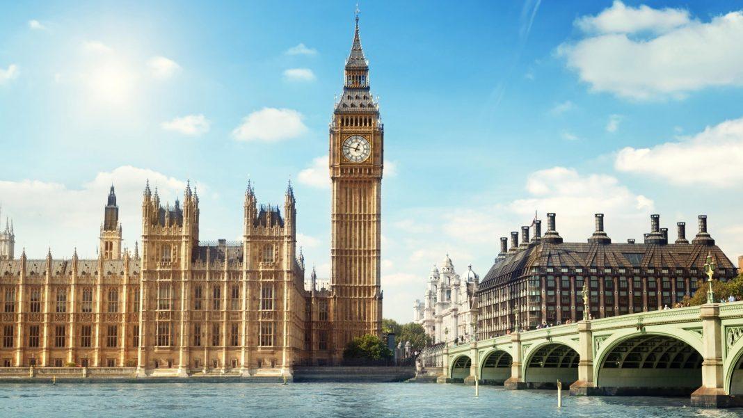 Londyn Parlament Big Ben
