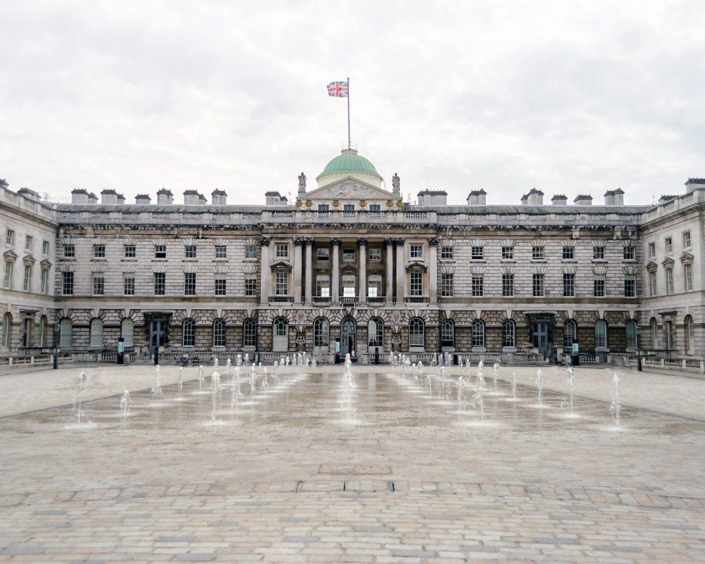 Somerset House Londyn - blog podrozniczy Asia by Matejko