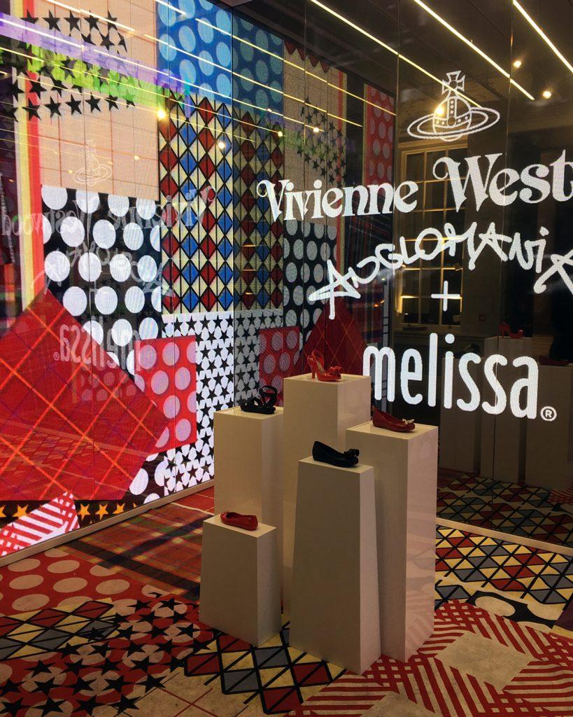 Sklep Melissa Londyn - blog podrozniczy Asia by Matejko