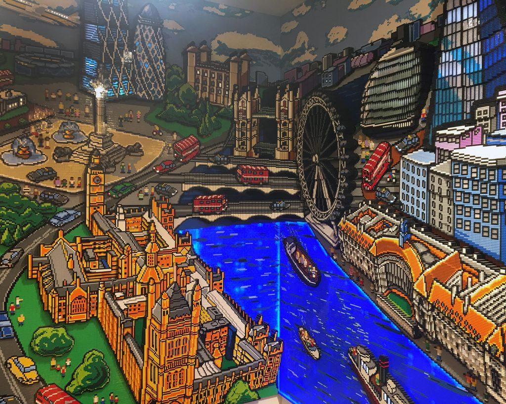 Sklep Lego Londyn - blog podrozniczy Asia by Matejko