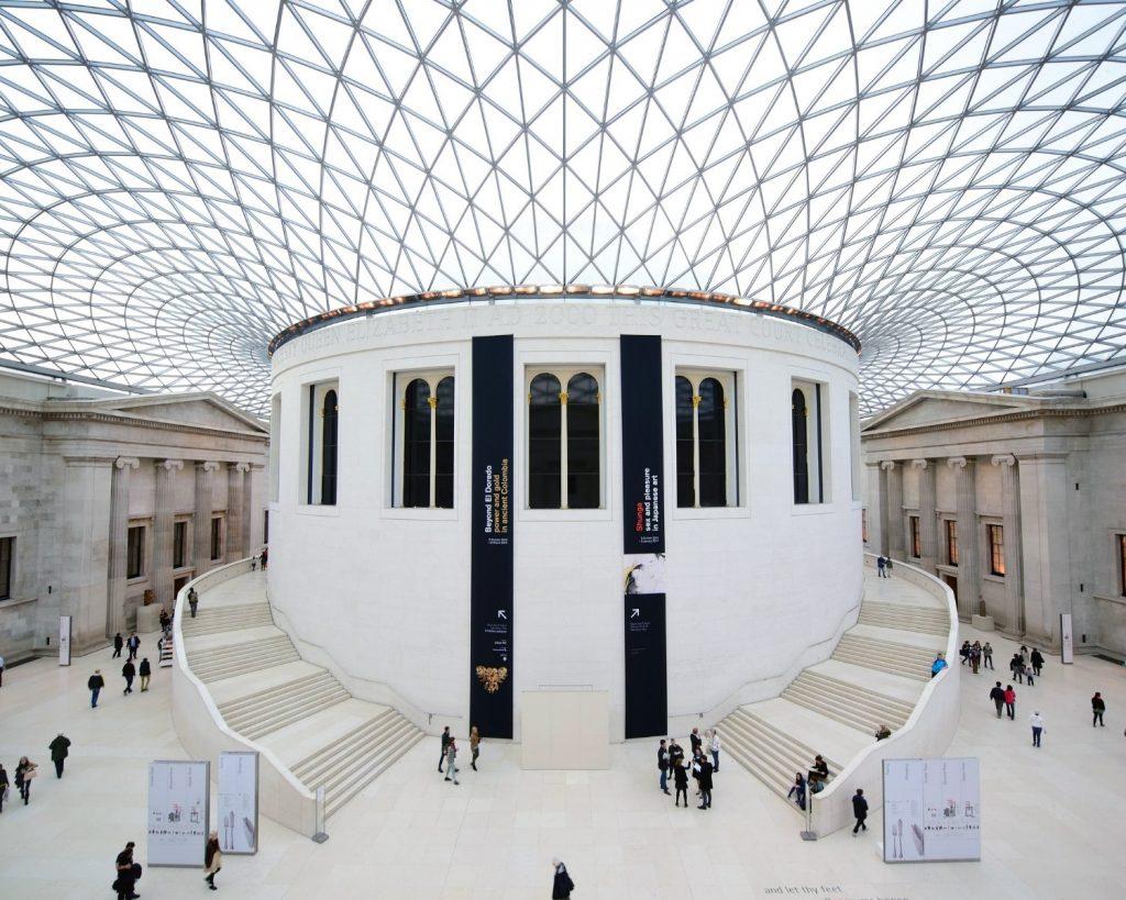 British Museum Londyn - blog podrozniczy Asia by Matejko