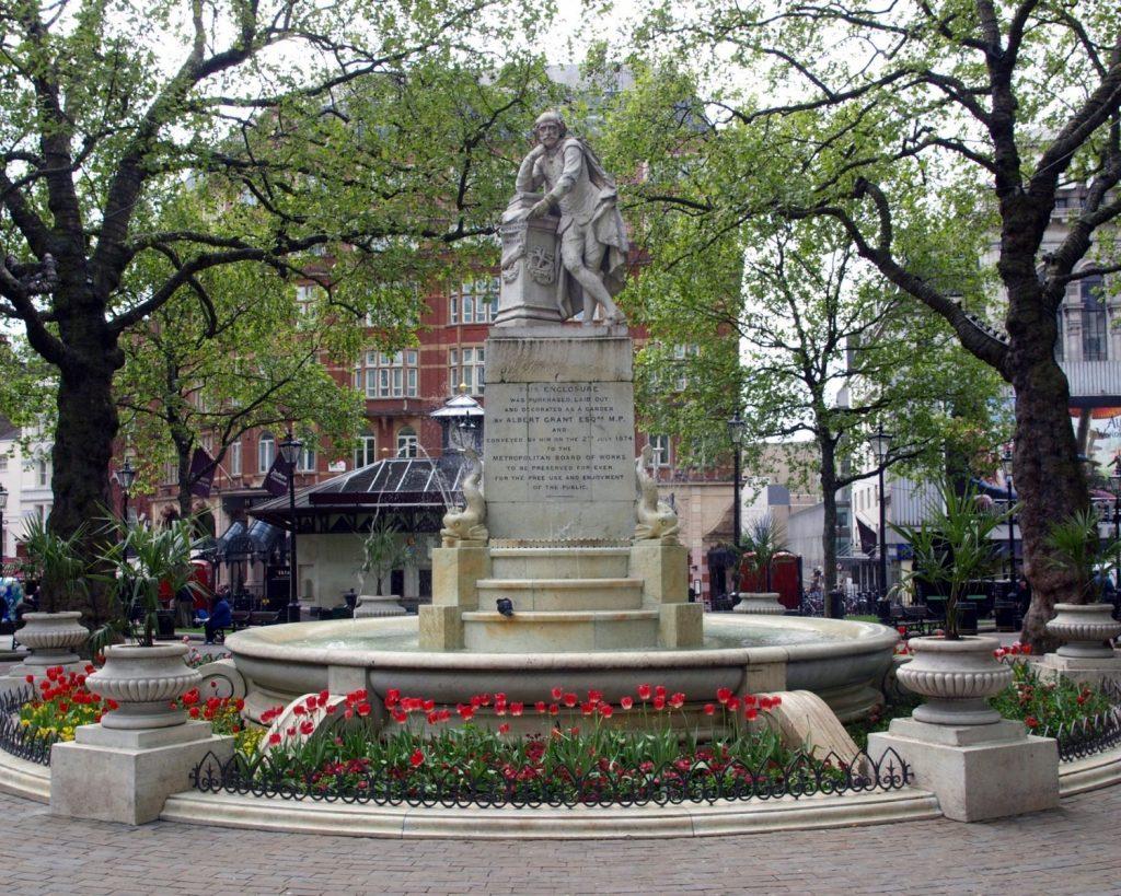 Leicester Square Londyn - blog podrozniczy Asia by Matejko