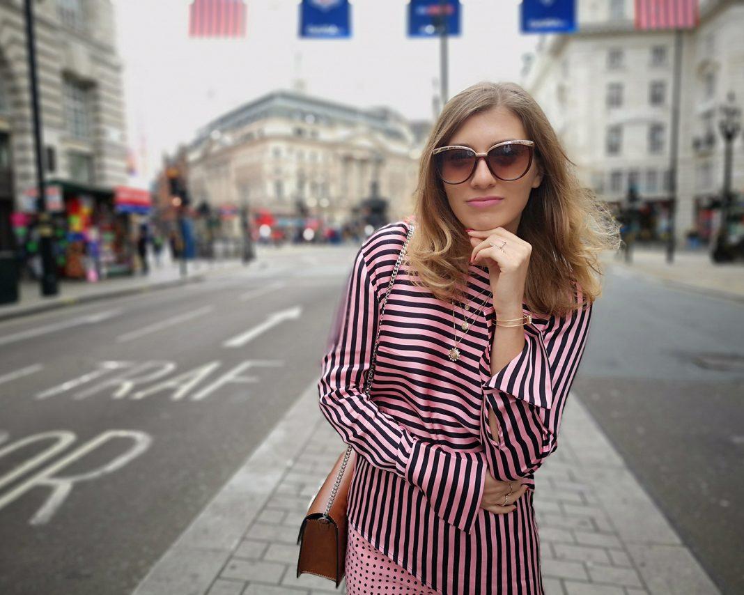 Londyn Oxford street blog podrozniczy