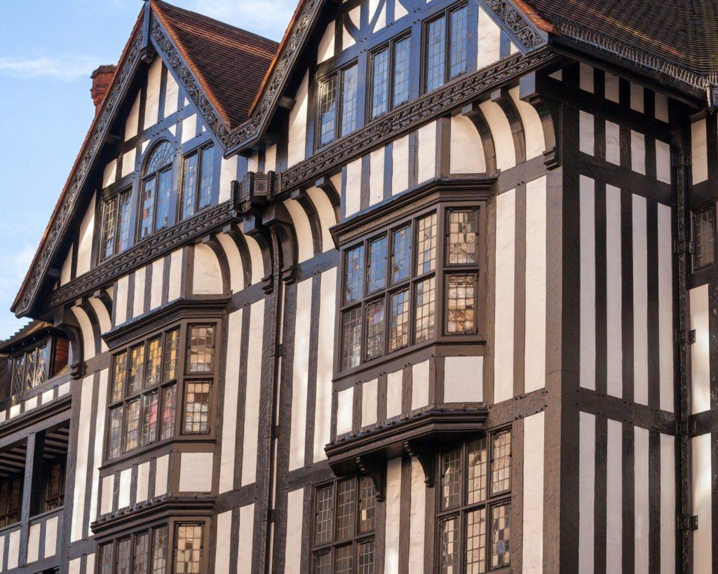Liberty. Londyn blog podróżniczy